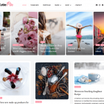 WP Theme: Blossom Pin 7