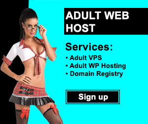 Adult Web Host